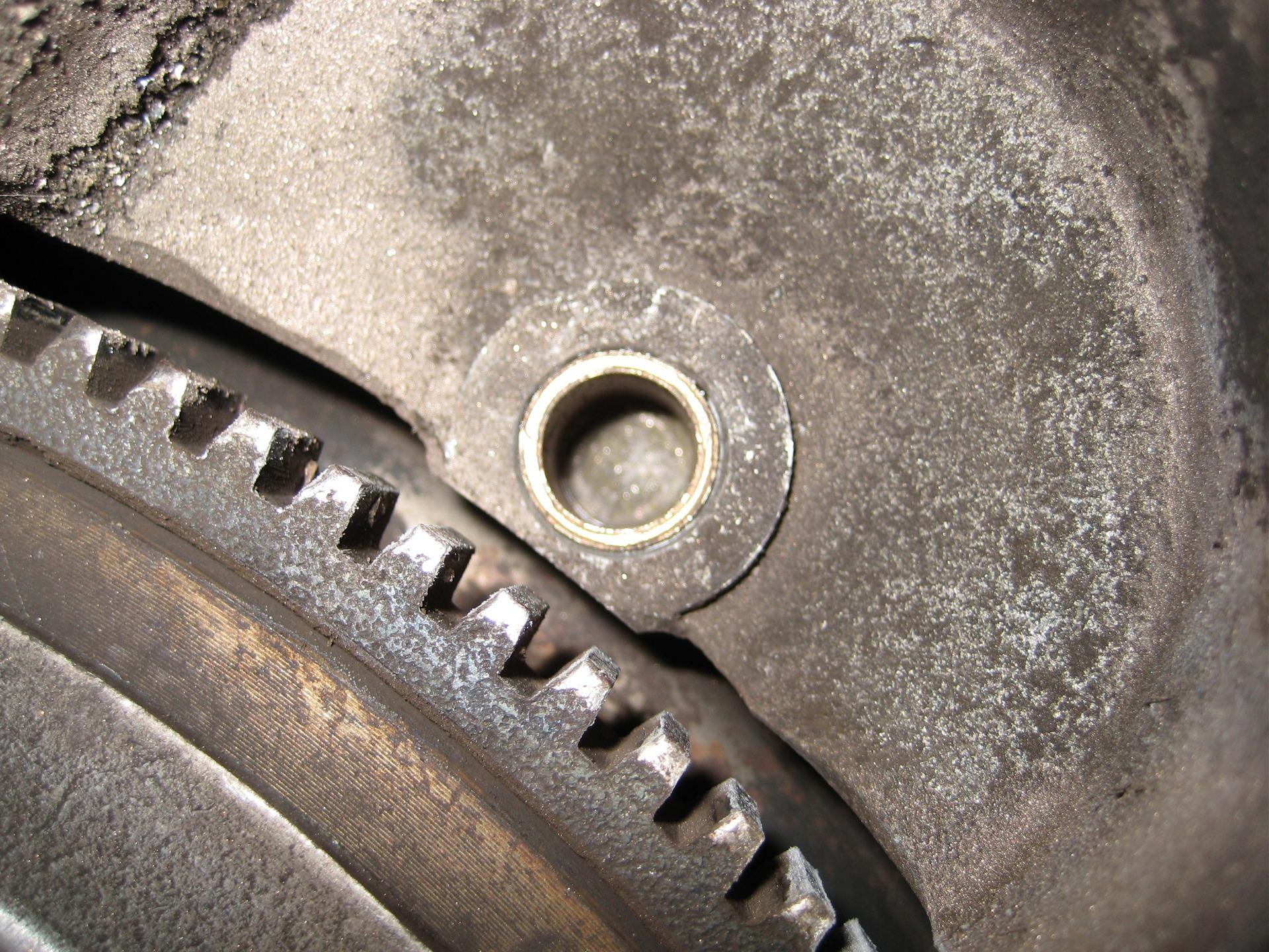 Фото №35 - замена втулки стартера ВАЗ 2110