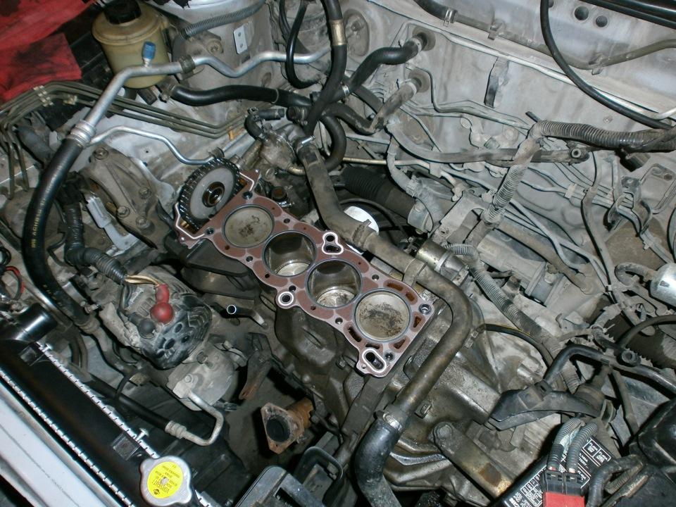 Двигатель встанет в свое