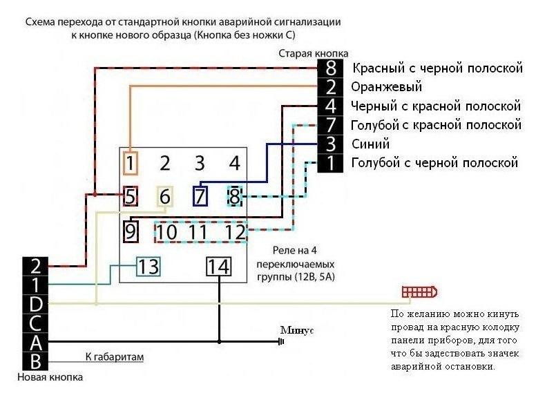 Рисунок 1 — Схема подключения