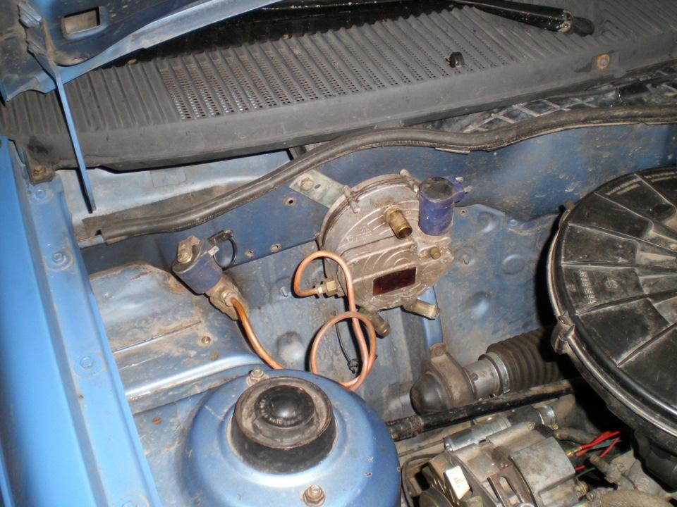 Установка ГБО часть 1 - бортжурнал Opel Kadett ГроZныЙ Smur?? 1986 года на DRIVE2