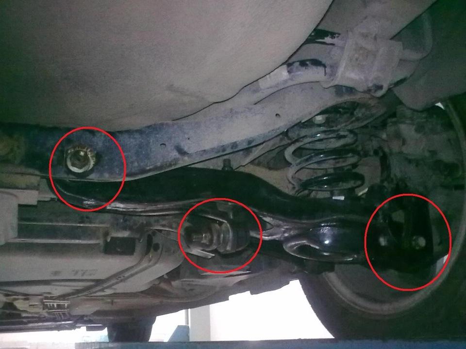 Видишь развал? - Нет! - А он там есть! - бортжурнал Mazda 3 1.6М Европейка 2005 года на DRIVE2