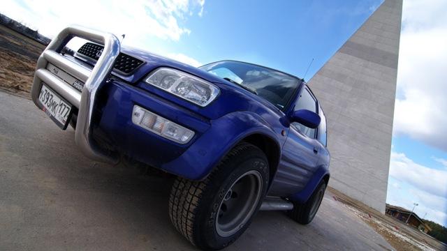 расширители колесных арок toyota rav4 1994