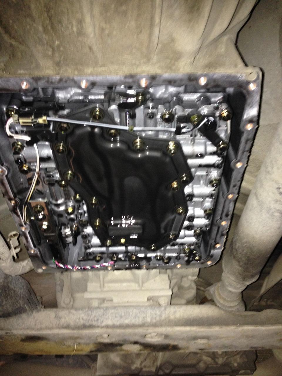 органы фильтр в коробке автомат грязный симптомы поездов