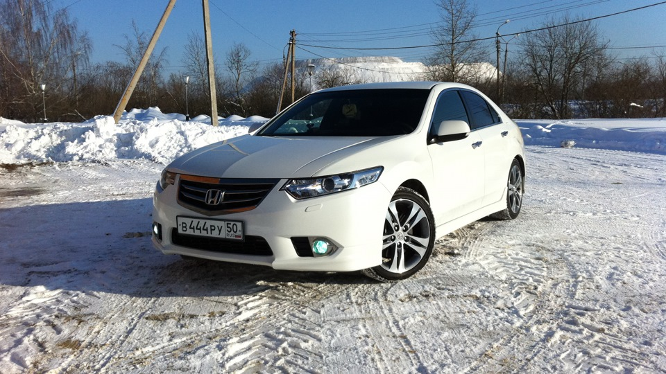 Honda accord type s фото