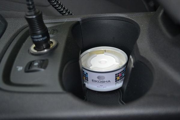 Амортизатор воздуха в машину