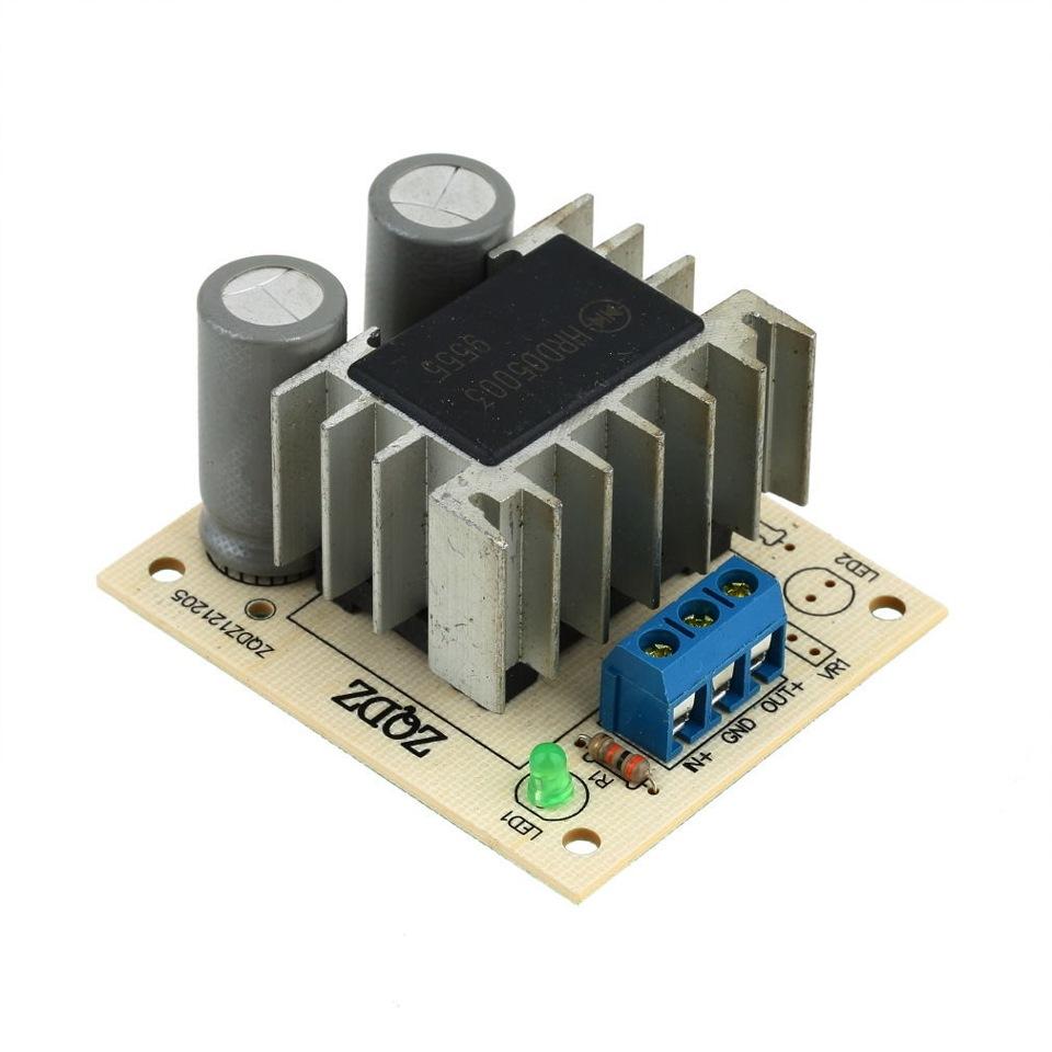 схема автомобильной usb зарядкой