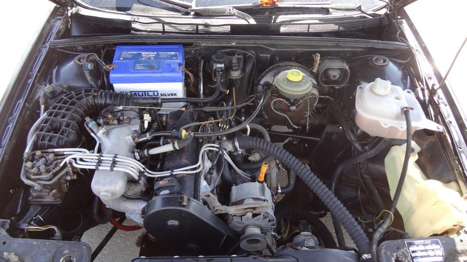 Ремонт двигателя ауди 80 б3