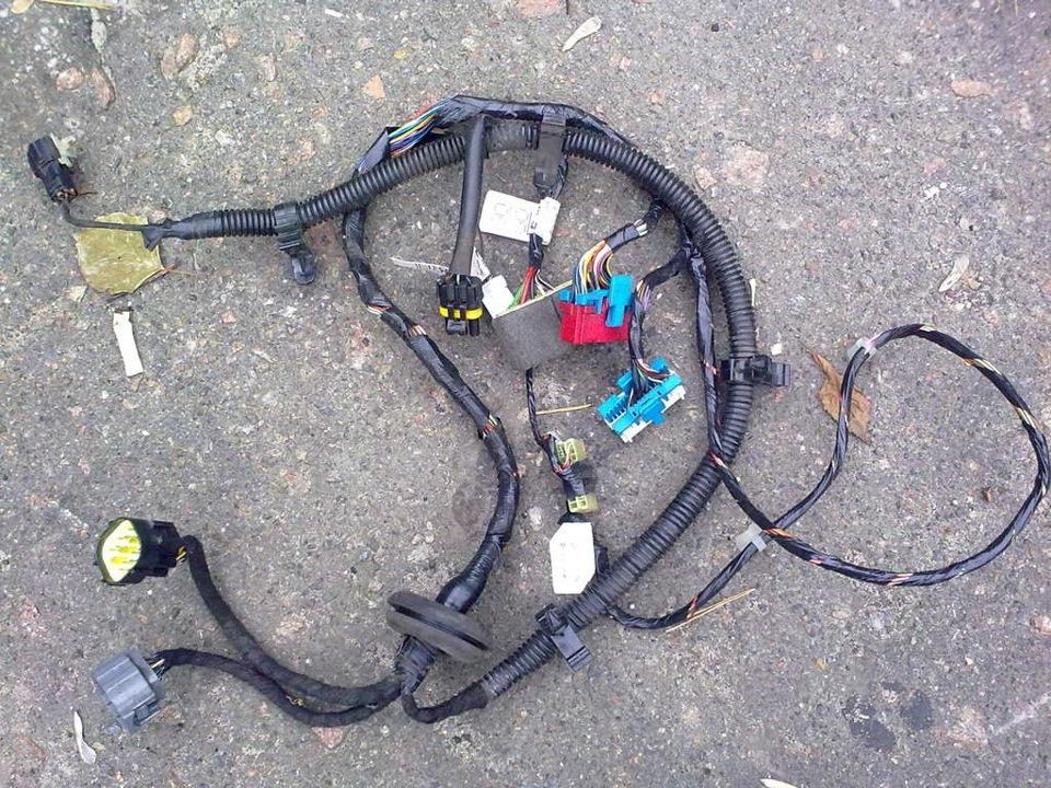 Замена проводки ланос