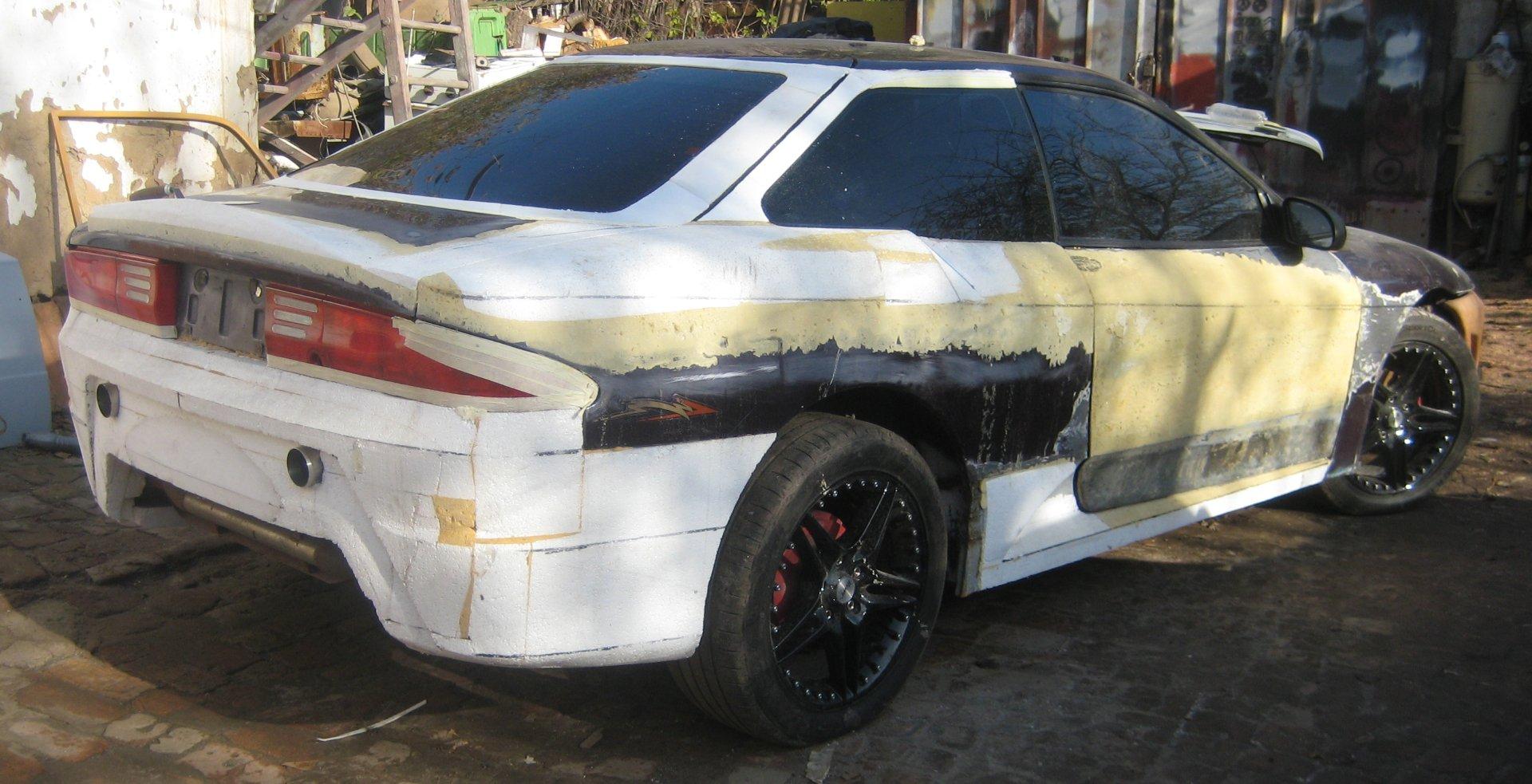 Тюнинг своими руками форд проба