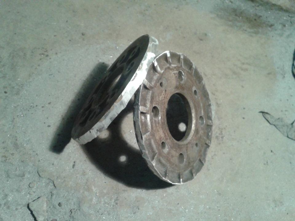 Проставок колес своими руками