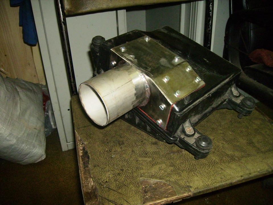 Фото №38 - как переделать воздушный фильтр на ВАЗ 2110