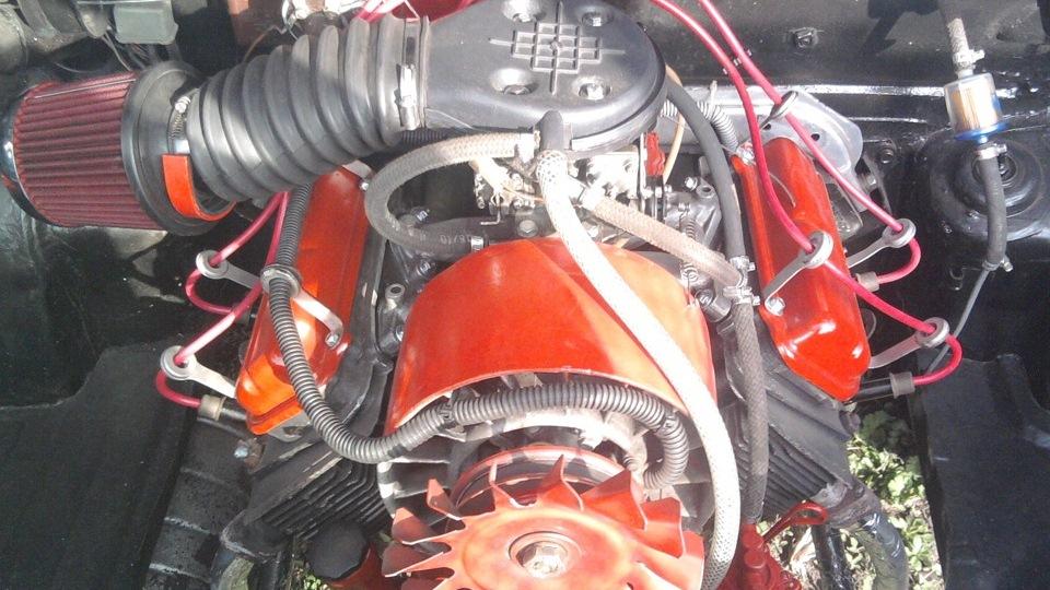 Дополнительное двигателя своими руками 983