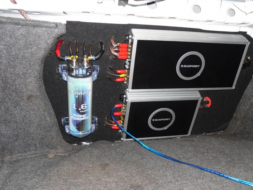 усилитель- Blaupunkt GTA-270