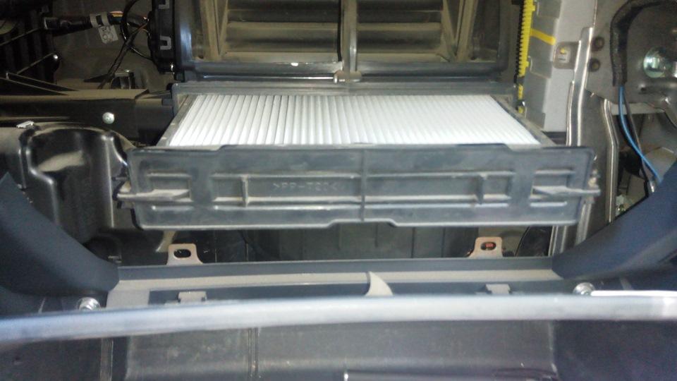 "Замена салонного фильтра. - бортжурнал Hyundai Tucson ""el toro"" DRIVE2"