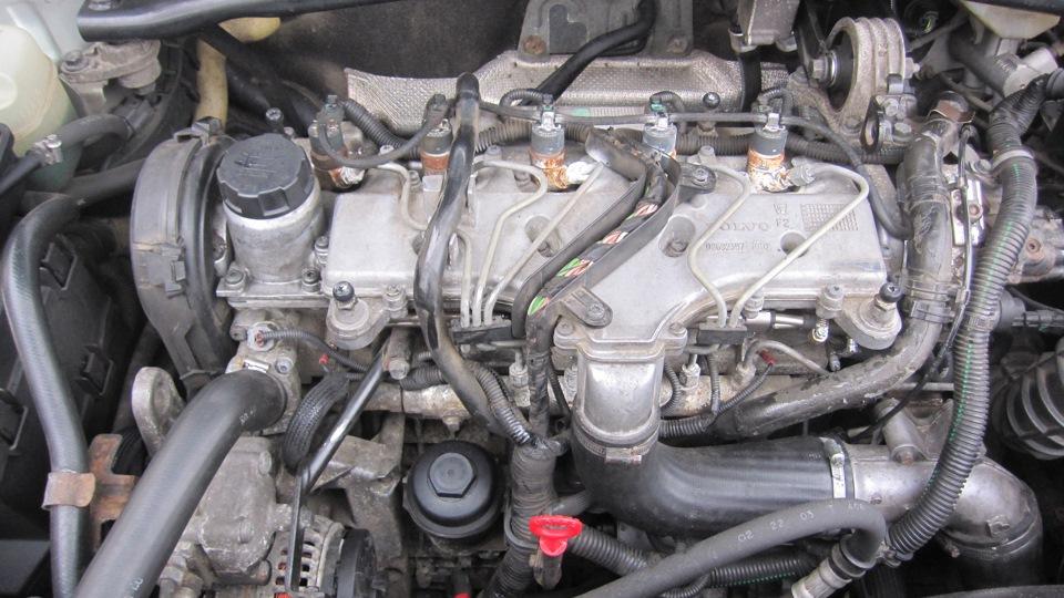 прокладка клапанной крышки volvo s 60 дизель