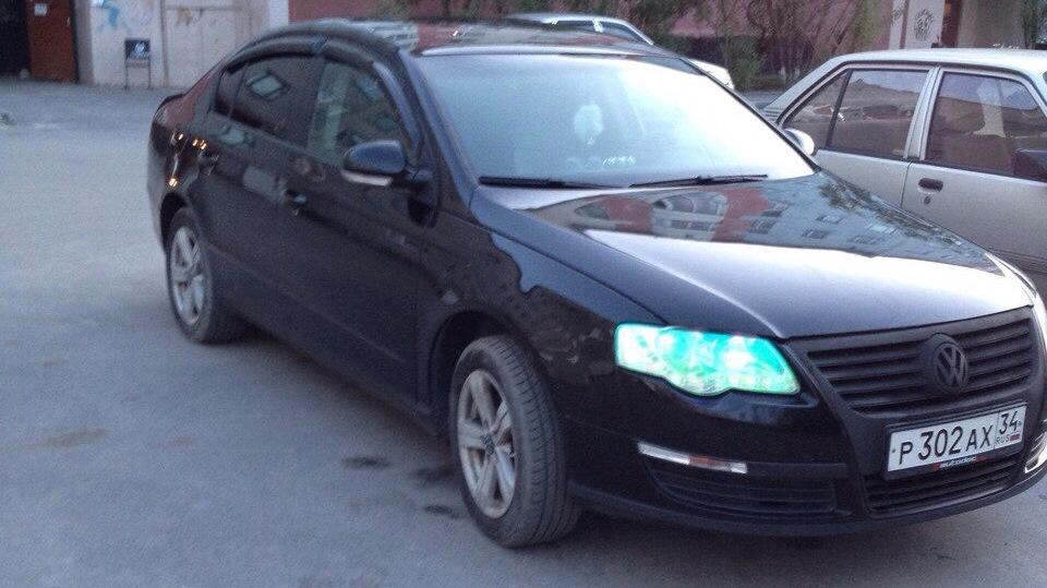 Volkswagen passat b4 по запчастям
