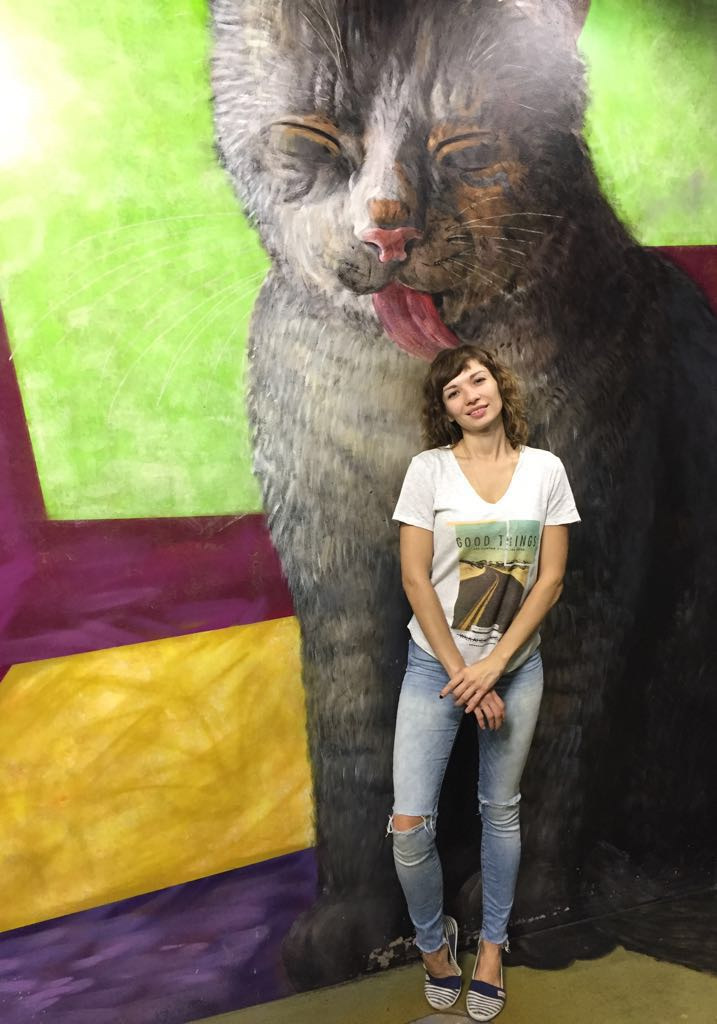Фото мишек музей иллюзий