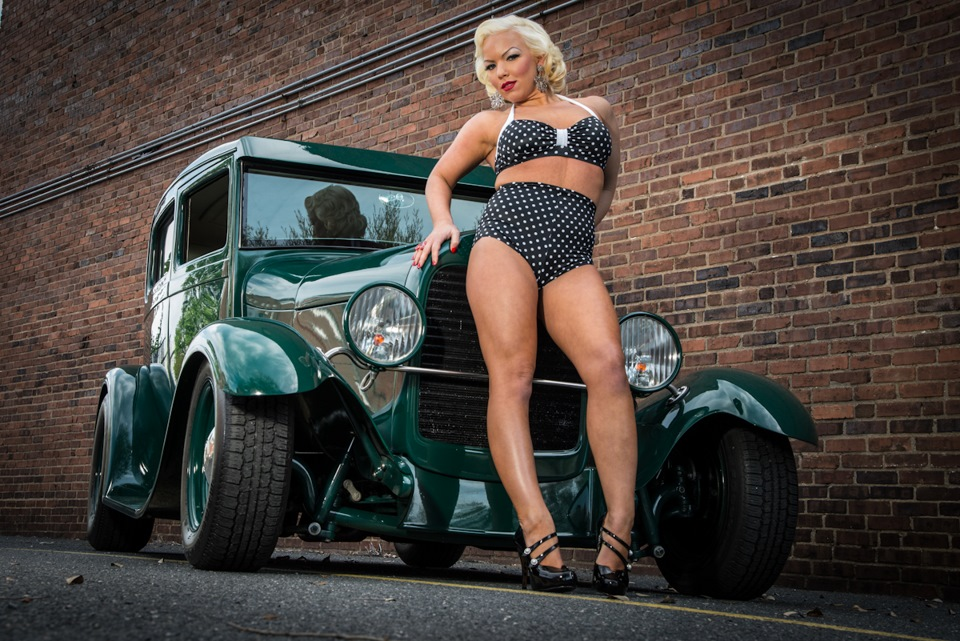 Hot rods girls nudes — img 7