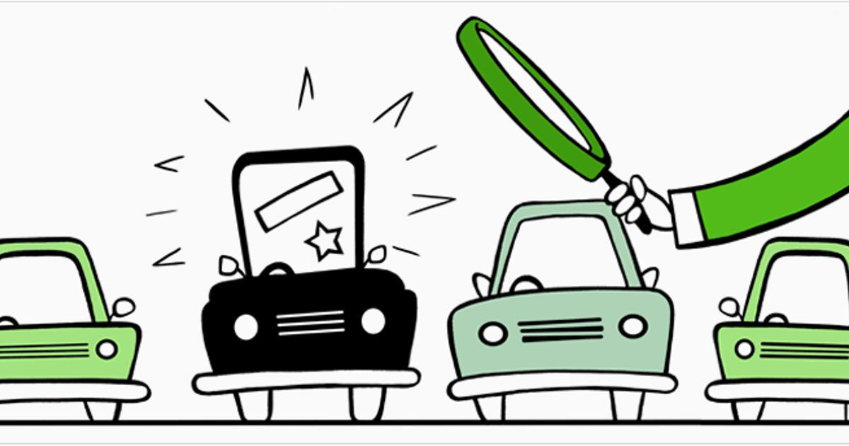 Проверка итории авто