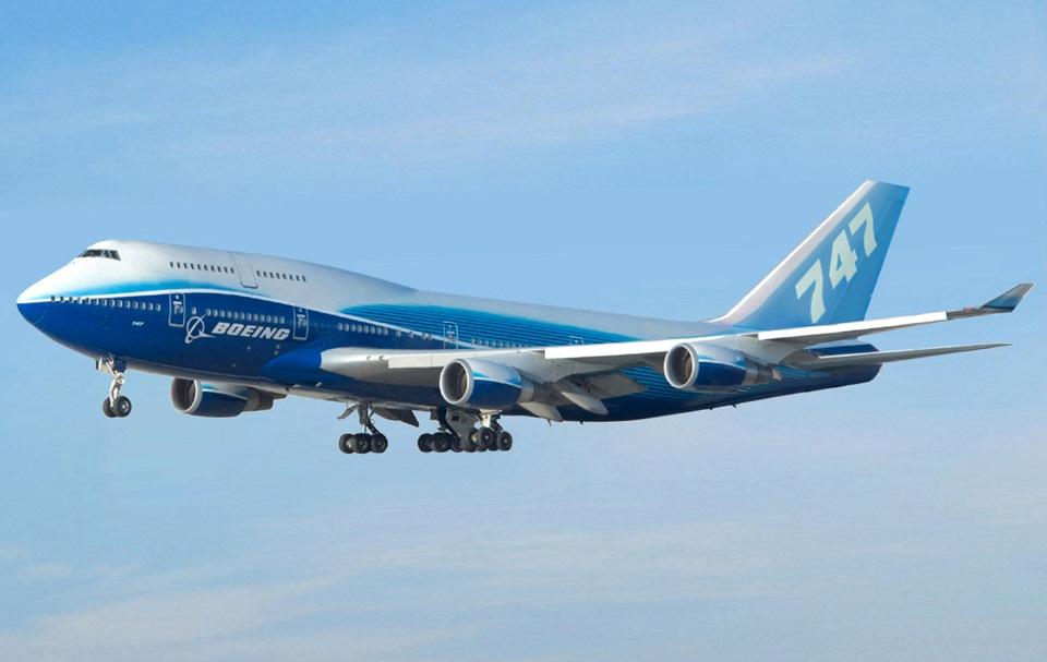 Реферат на тему боинг 747 2027