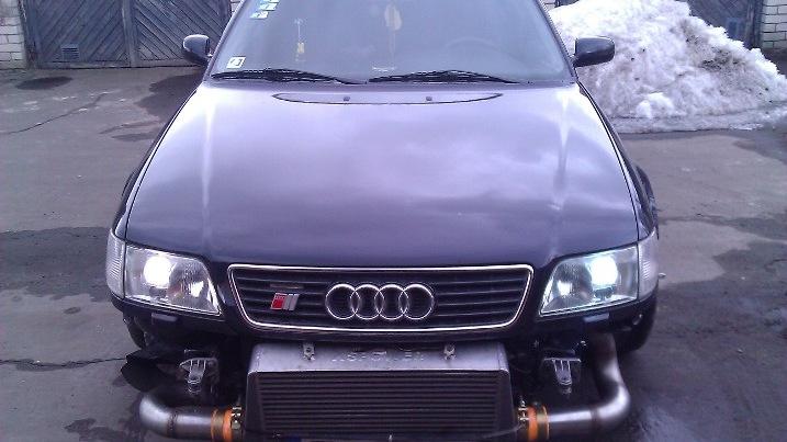 Audi S6 C4 2.2TQ | DRIVE2