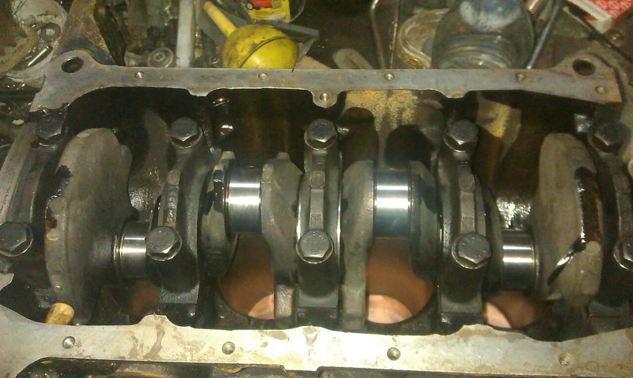 Как сделать капремонт двигателя фото 541