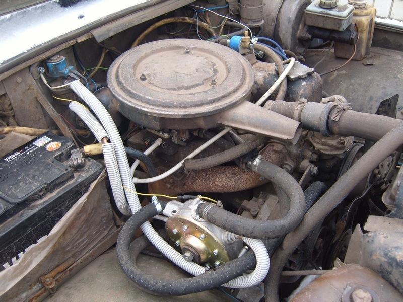 Газовая установка на автомобиль своими руками видео