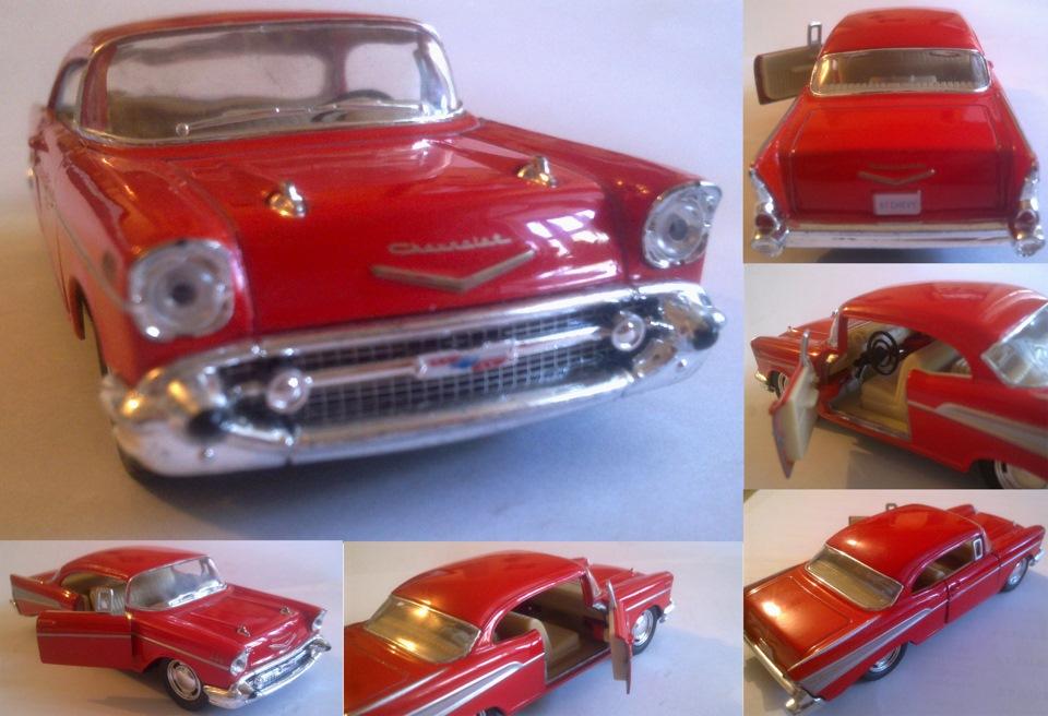 Chevrolet Bel Air 1957 143 Kinsmart Drive2