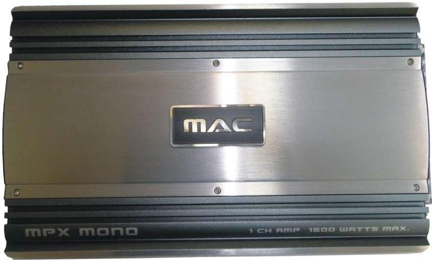 Инструкция для mac audio mpx mono