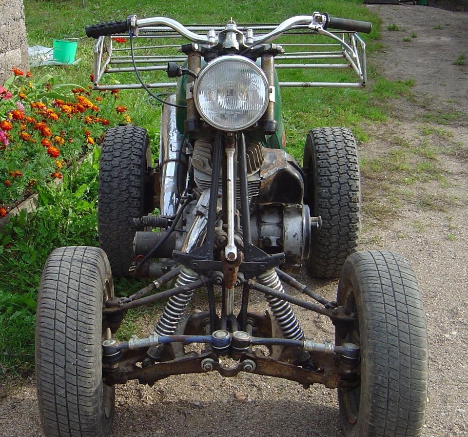 Продам квадроцикл своими руками 7