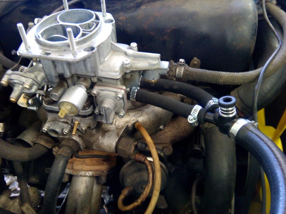 9d5a87cs 960 - Установка газового оборудования на автомобиль карбюратор