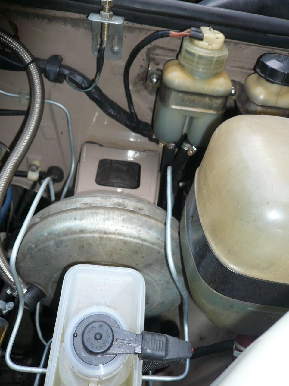 Гидроусилитель руля на ваз 2106