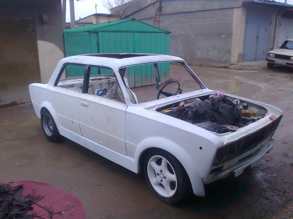 Веселим ВАЗ 06 — DRIVE2 Форд Гранада Тюнинг