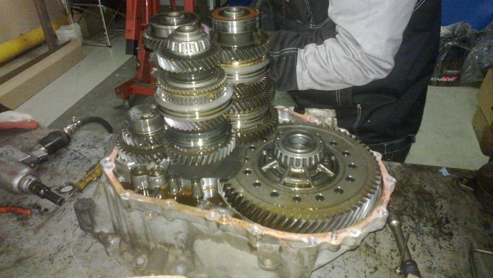 Шевроле круз ремонт мкпп своими руками