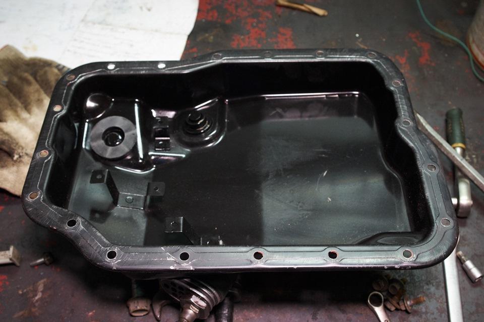 Картер АКПП Mazda 6