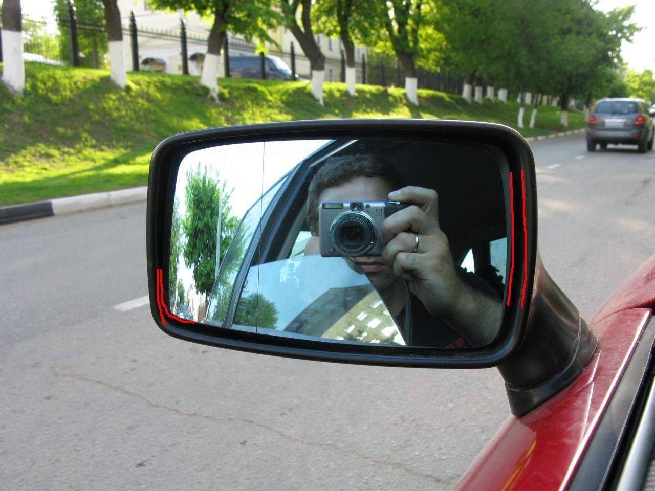 как снять зеркало на audi 80 b4