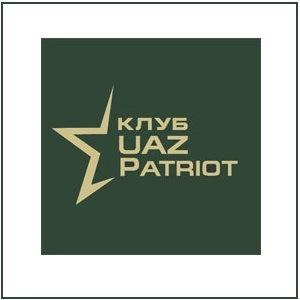 Логотип Клуба Уаз Патриот .ру