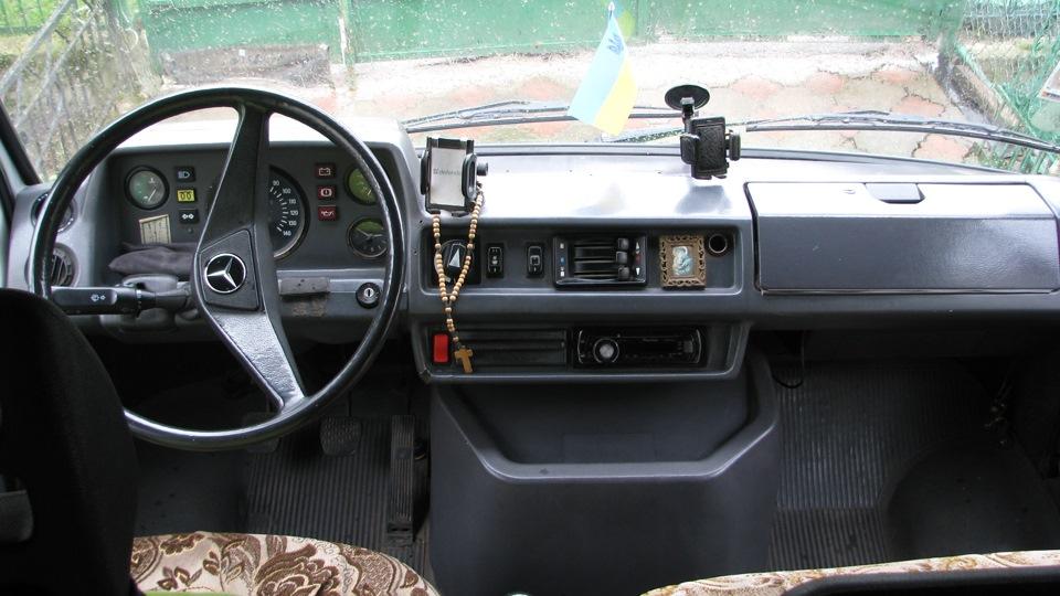 тюнинг мерседес 308d 1989 года