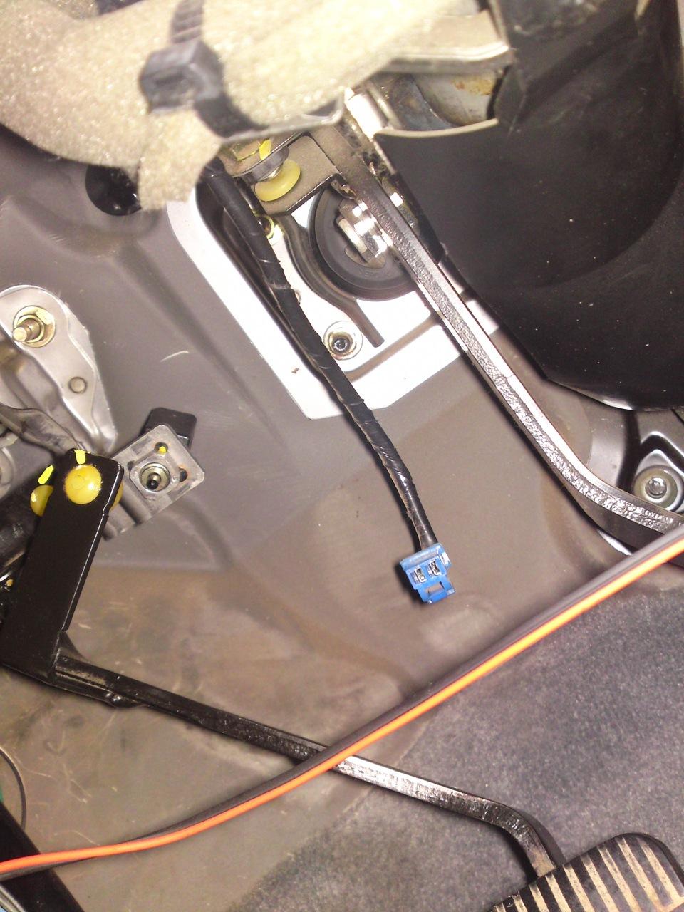 инструкция по замене главного цилиндра сцепления на рено трафик