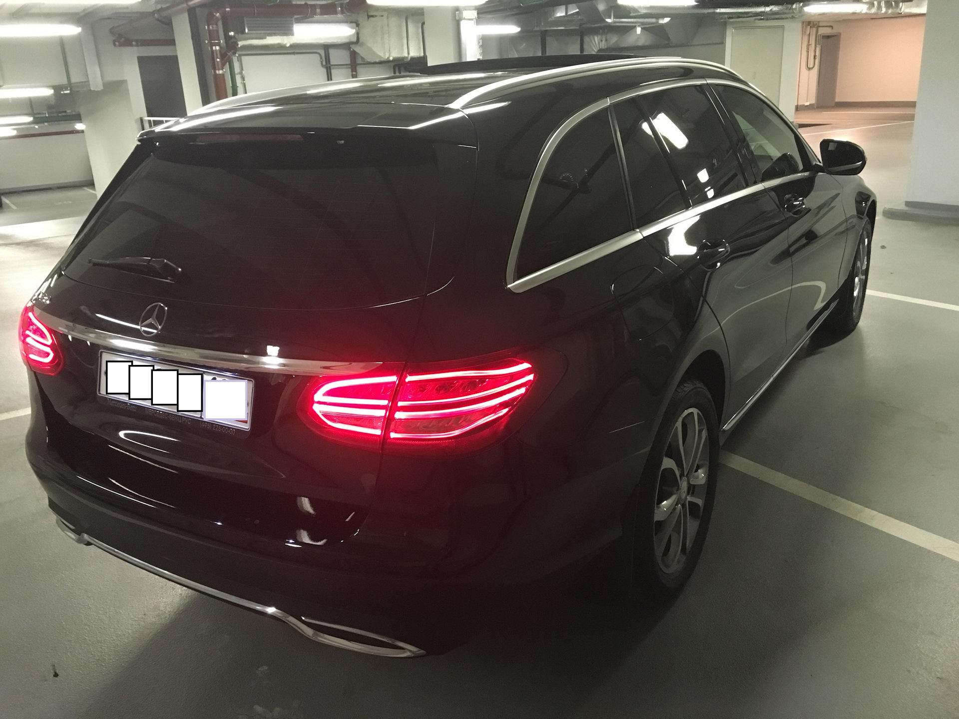немного ябРочных фото — бортжурнаРMercedes Benz C class Estate 2014