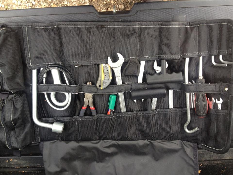 Сумочка для инструментов