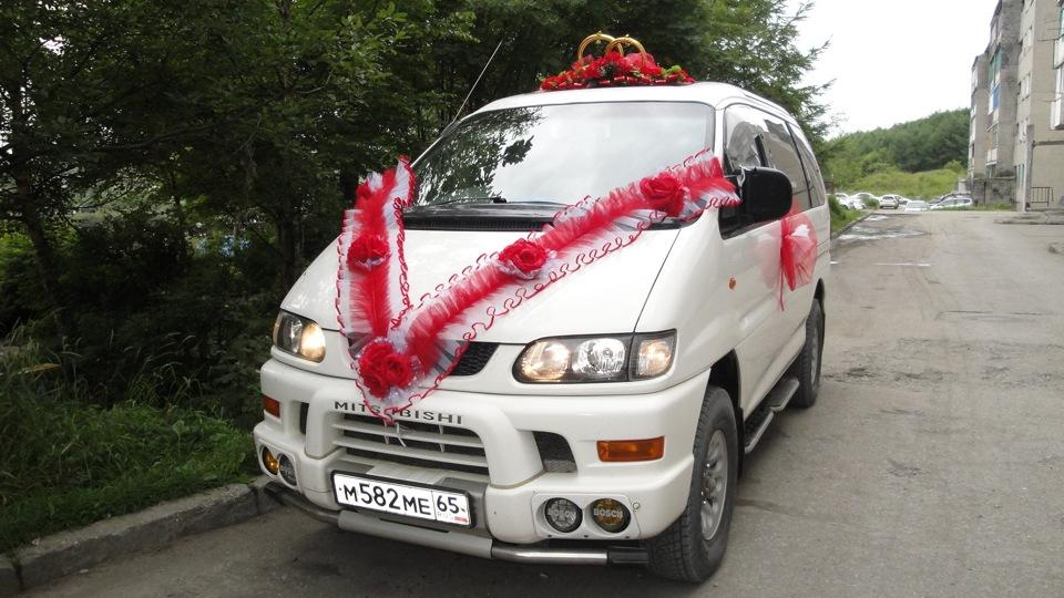 Машины › mitsubishi › delica › delica l400