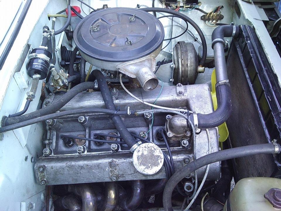 Руководство по ремонту двигателя узам-3317