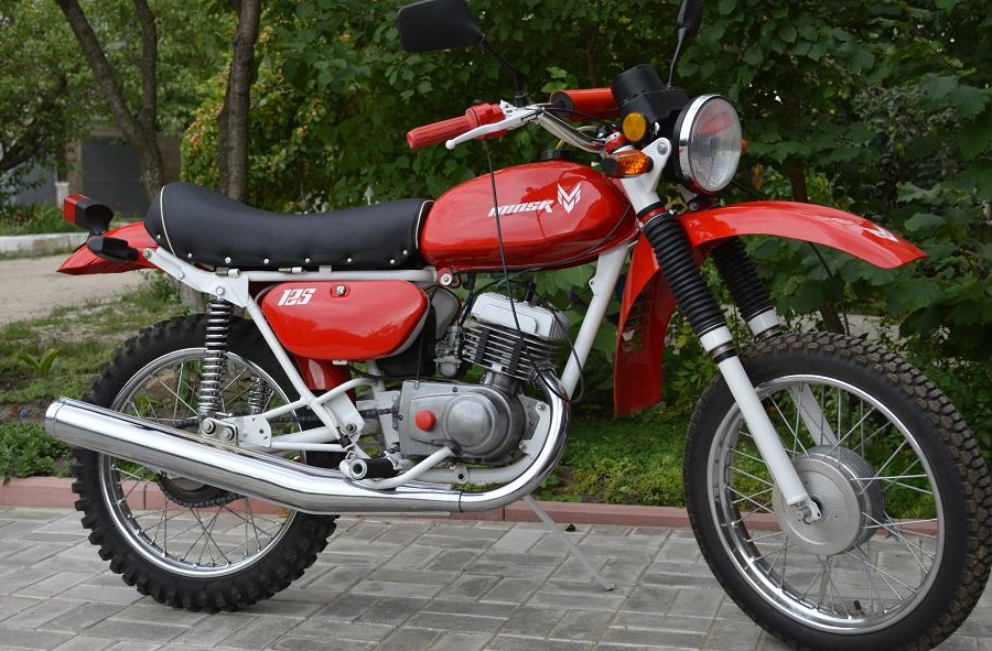 Мотоцикл минск для тюнинга своими руками
