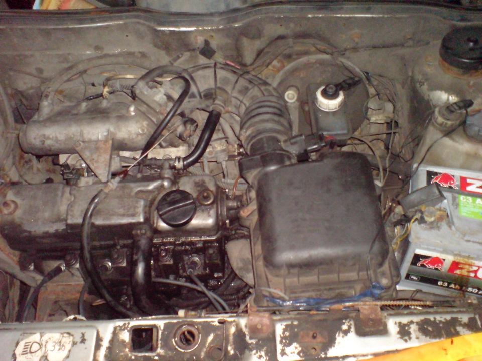 Ремонт двигателя ваз 2109 инжектор своими руками