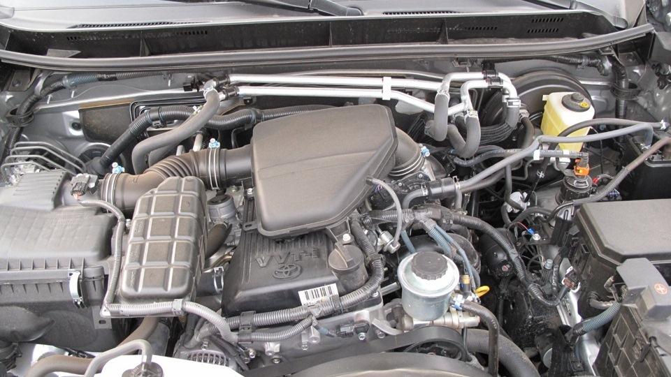 Двигатель Тойоты Прадо