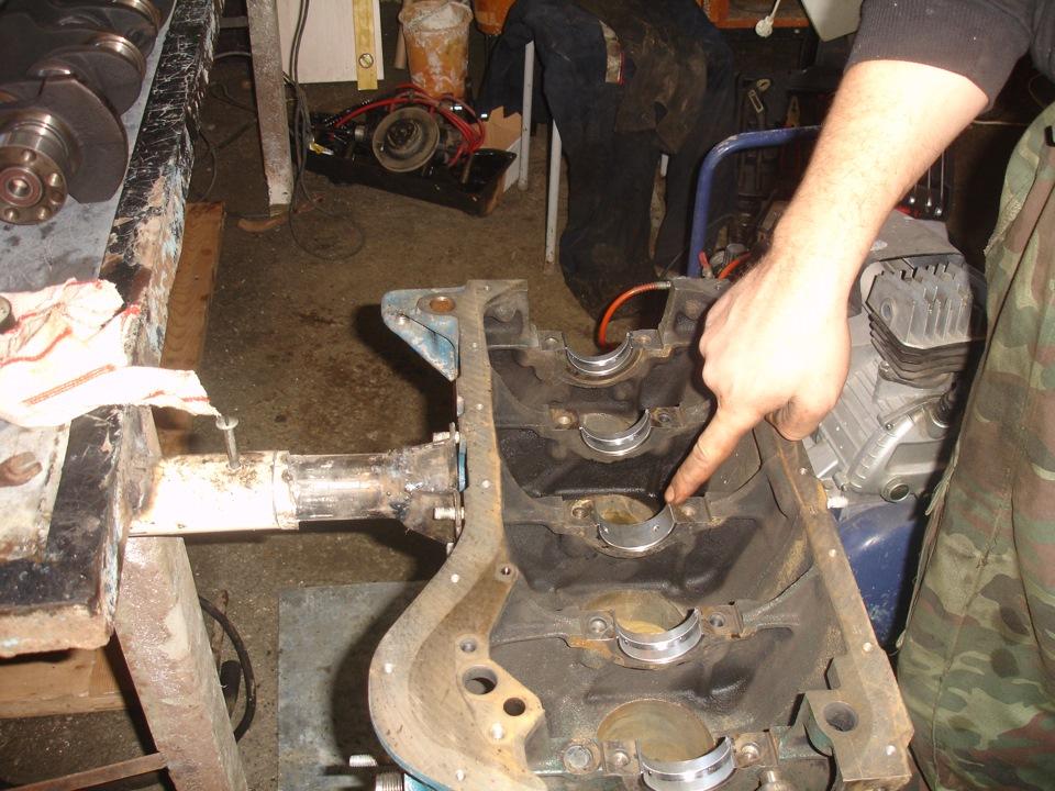 Капитальный ремонт двигателя ваз-2106