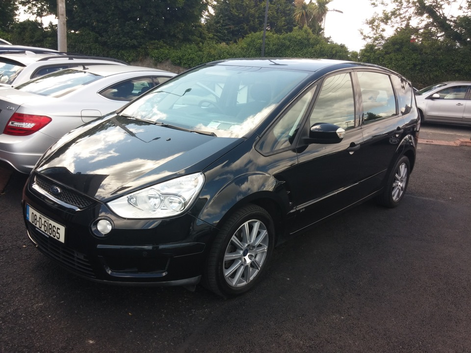 ford s-max 7 мест дизель