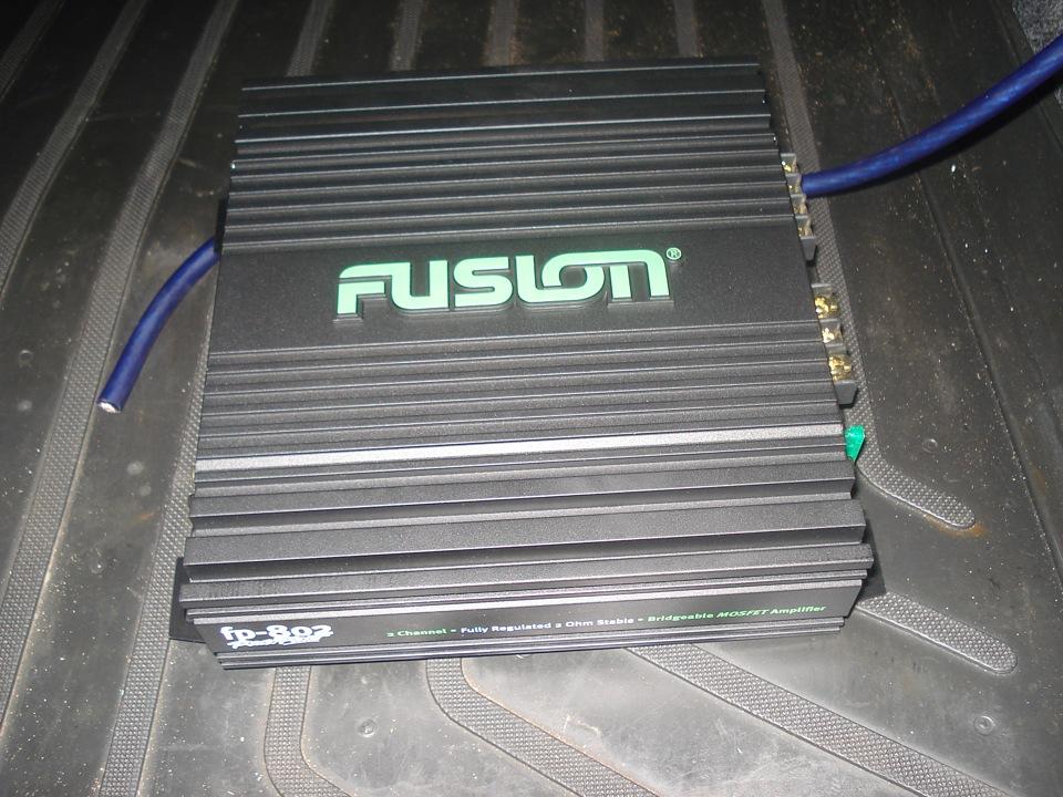 усилитель Fusion FP-802