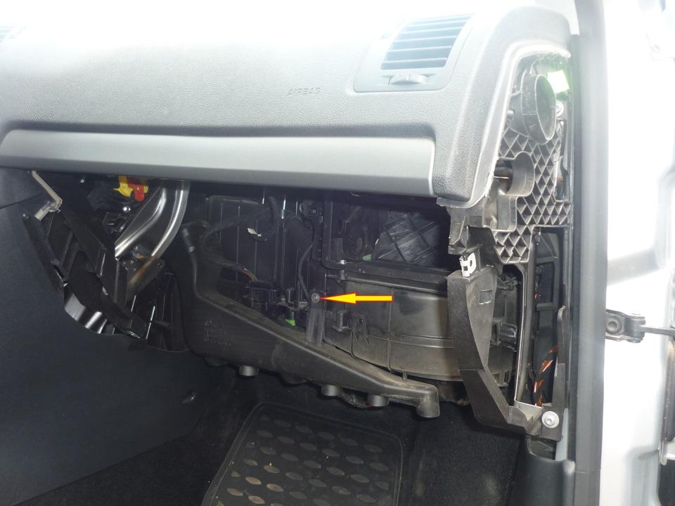 Ремонт моторчика печки ниссан теана j32